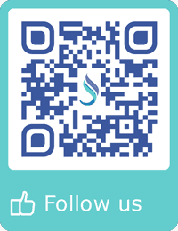 Follow us QR - Skintellect